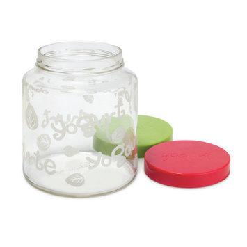 Euro Cuisine 2-qt. Glass Jar with Lid