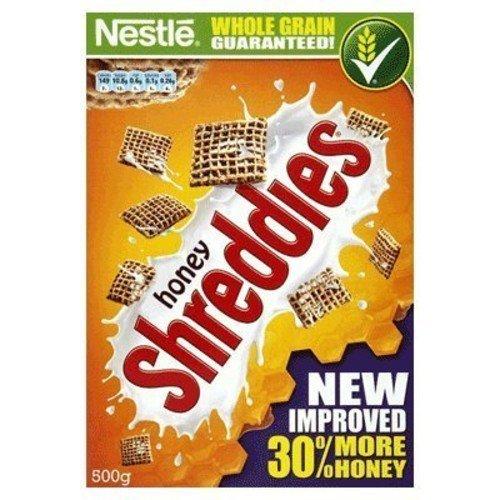 Nestle Honey Shreddies 500g