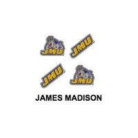Innovative Adhesives BC-12 James Madison University Fan-A-Peel Temporary Tattoo-Sticker