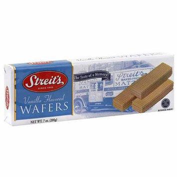 Streits Streit's Vanilla Flavored Wafers, 7 oz, (Pack of 24)