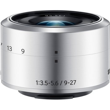 Samsung EX-YZ927ZZASUS NX Mini 9-27mm Lens, Silver