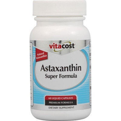 Vitacost Brand Vitacost Astaxanthin Super Formula -- 60 Liquid Capsules