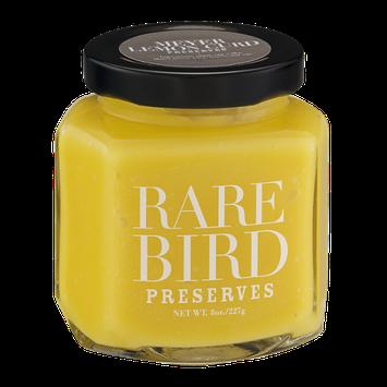 Rare Bird Preserves Meyer Lemon Curd