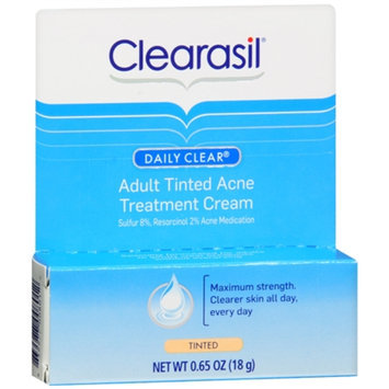 CLEARASIL® Daily Clear Adult Tinted Acne Treatment Cream