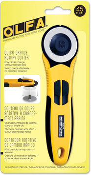 Olfa Quick Change Rotary Cutter -45mm