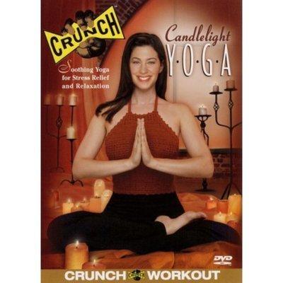 Anchor Bay Entertainment Crunch: Candlelight Yoga (DVD)