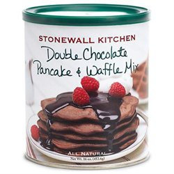 Stonewall Kitchen Double Chocolate Pancake & Waffle Mix