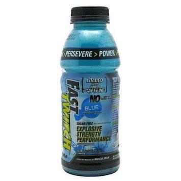 Cytosport Rtd Fast Twitch - Blue, 20Oz Bottle