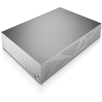 Seagate Backup Plus for Mac STDU3000101 - Hard drive - 3 TB - external ( desktop ) - USB 3.0 - silver