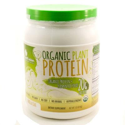 PlantFusion - Organic Plant Protein Vanilla Chai - 1 lb.