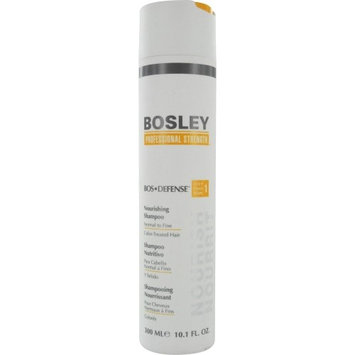 Bosley Bos Defense Nourishing Shampoo Normal To Fine Color Treated Hair 10.1 Oz