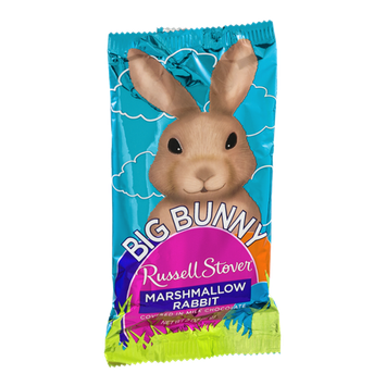 Russell Stover Big Bunny Marshmallow Rabbit