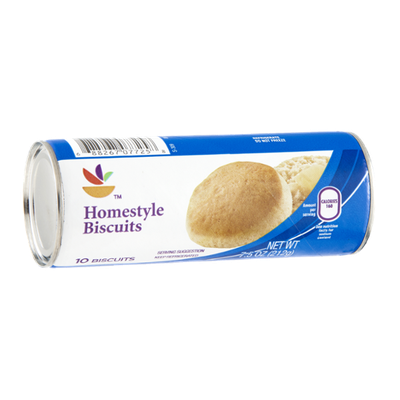 Ahold Biscuits Homestyle - 10 CT