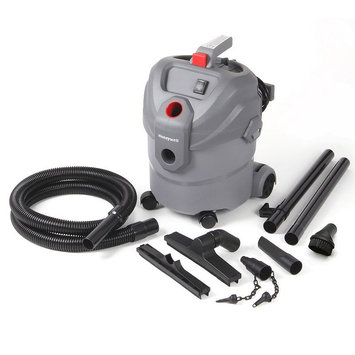 Honeywell 4-Gallon Wet Dry Vacuum (HWP4045), Grey