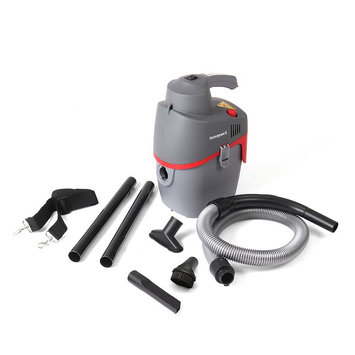 Honeywell 1.5-Gallon Utility Vacuum (HWS200), Grey