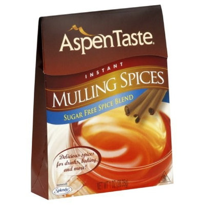 Aspen Taste Mulling Spices, Sugar Free Blend, 1-Ounce (Pack of 8)