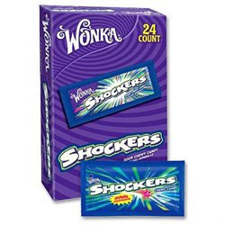 Wonka Chewy Candy