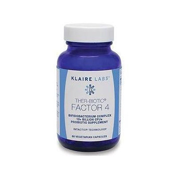 Klaire Labs - Ther-Biotic® Factor 4 60 vcaps