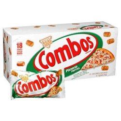 Combos Pizzeria Pretzel - 18/1.80 oz. Bags