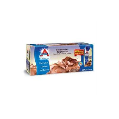 Atkins Advantage Choco Shake-12 cans