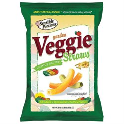 Sensible Portions Veggie Straws - 20 oz