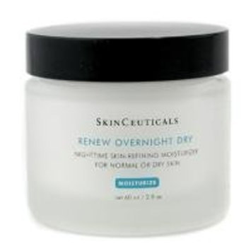 Skinceuticals Renew Overnight Dry Skin-refining Moisturizer For Normal Or Dry Skin, 2-Ounce Jar