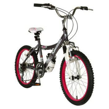 Kawasaki Girl's KX20G 20 Front Suspension Mountain Bike - Gray