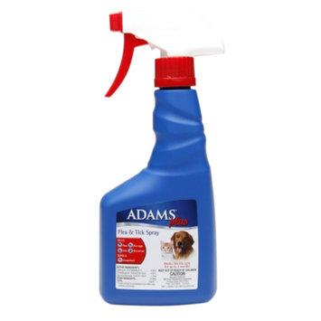Adams Plus Flea & Tick Spray, 16 oz