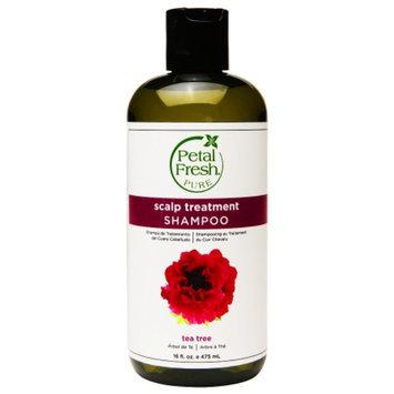 Petal Fresh Pure Shampoo, Scalp Treatment Tea Tree, 16 fl oz