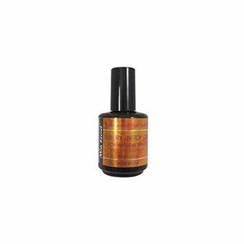 Mia Secret Luxury UV Top Coat Gel For Natural Nails Soak Off Clear Gel 1/2 Oz