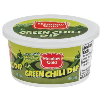 Meadow Gold Green Chili Dip 12 Oz