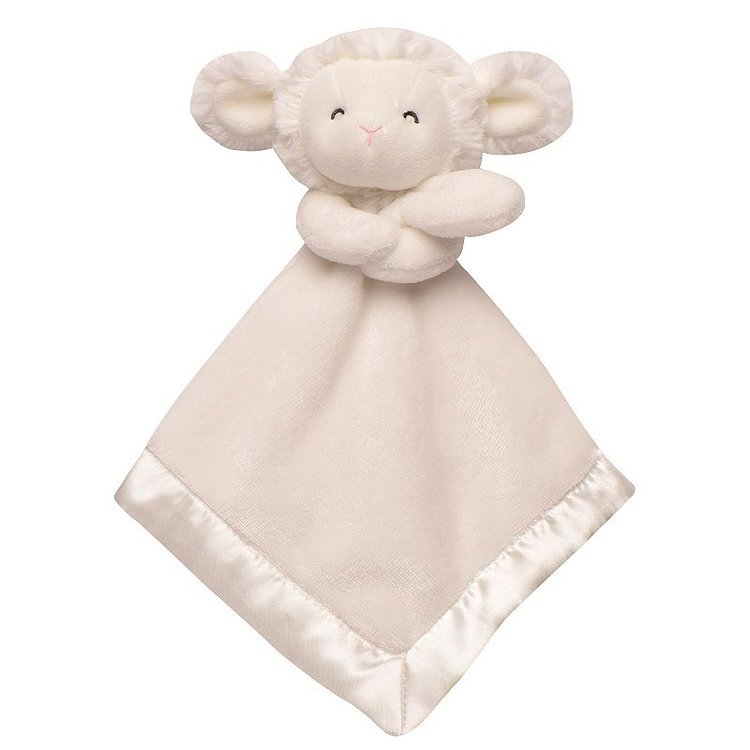carter's® Snuggle Buddy Lamb Security Blanket
