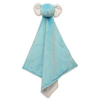 Carter's Plush Animal Baby Blanket, Blue