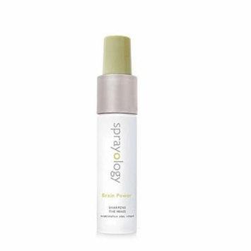 Sprayology Brain Power Homeopathic Oral Spray, 1.38 Ounce