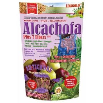 Alcachofa Artichoke & Flaxseed Plus 7 Fibers Weight Loss Powder Blend (15oz)
