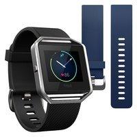 Fitbit Blaze Smart Fitness Watch Bundle, Multi/None
