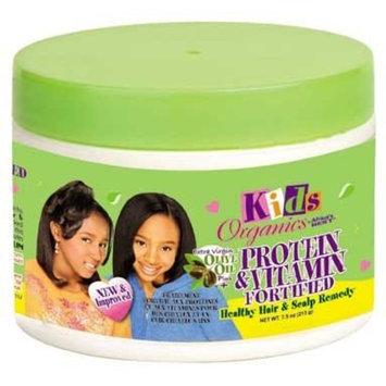 Africa's Best Africas Best Kids Organics Protein Vitamin Remedy 7.5oz
