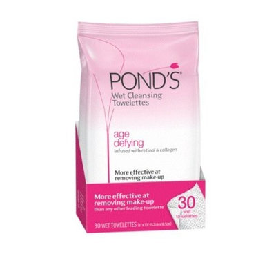 POND's Clean Sweep Age Defying Wet Cleansing Towelettes