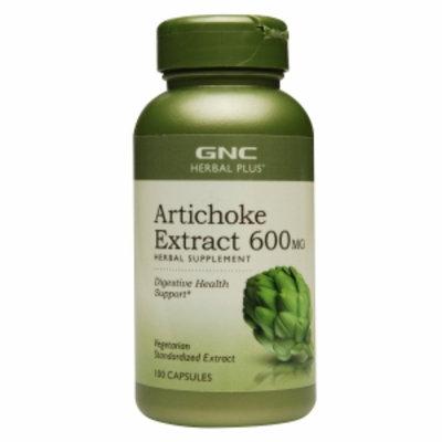 Gnc GNC Herbal Plus Artichoke Extract 600mg