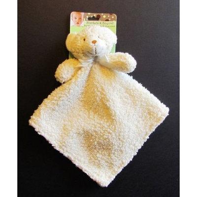 Blankets and Beyond Best Friends Fleece Nunu - Ivory