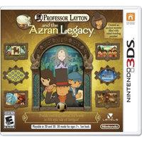Professor Layton and the Azran Legacy (Nintendo 3DS)