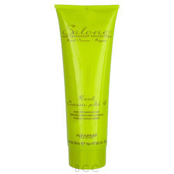 AlfaParf Salone The Legendary Collection Rigen Real Cream PH 4 Repair Mask (For Damaged Hair) 250ml/8.81oz