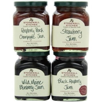 Stonewall Kitchen All Natural Jam Collection