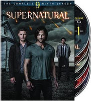 Supernatural: The Complete Ninth Season Dvd from Warner Bros.
