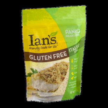 Ian's Panko Breadcrumbs Italian Style Gluten Free