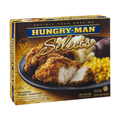 Hungry-Man Selects Chicken Classic Fried