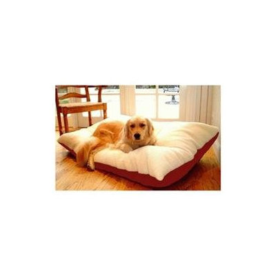 Majestic Pet Products, Inc. Majestic Pet Large 36x48 Rectangle Pet Bed - Red