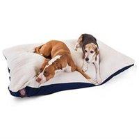 Majestic Pet Products, Inc. Majestic Pet Large 36x48 Rectangle Pet Bed - Blue