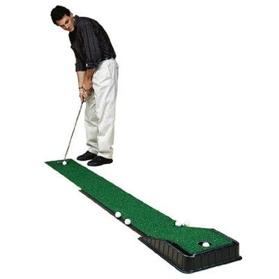 Crowley Deluxe Automatic Return Golf Putting Carpet Full Size 12
