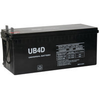 United Pet Upg 45965 Ub-4D Agm, Sealed Lead Acid Battery